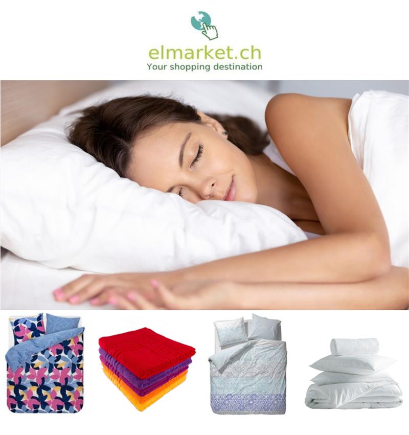 Elmarket Online – Shop Bettwäsche